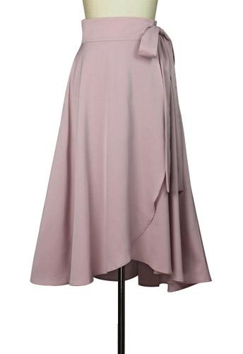 Tie Wrap Skirt