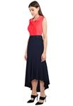 Asymmetric Gothic Skirt