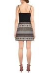 Ethic Print Skirt