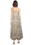 Sequin Embellished Slip Dress