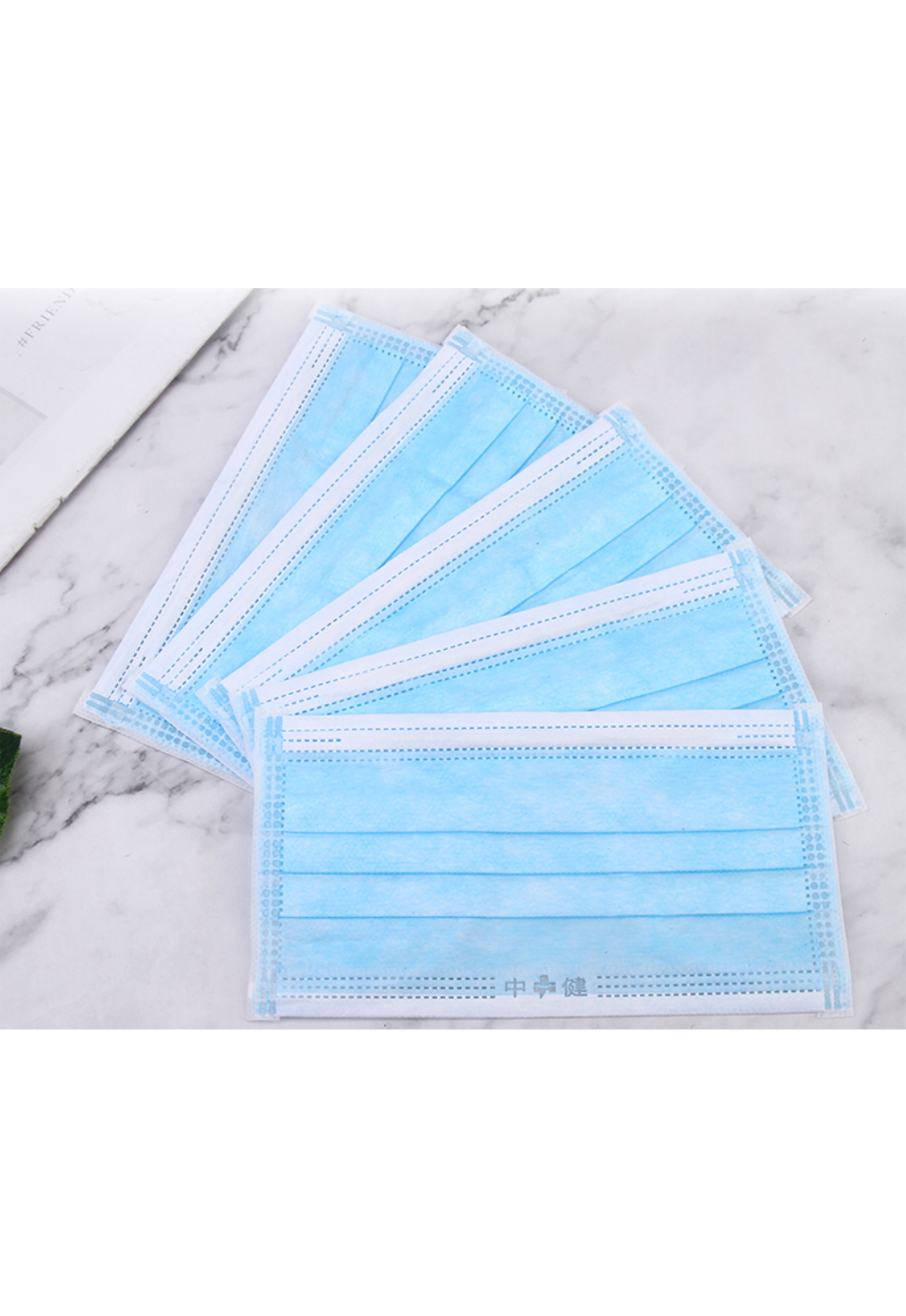 20 Pcs Face Masks