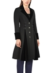 Velvet Coat Jacket