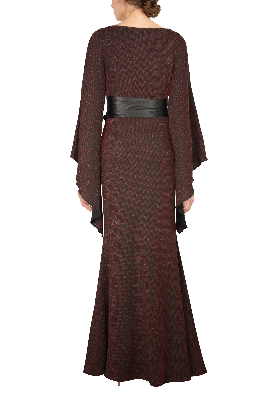 Glitter Maxi Gown