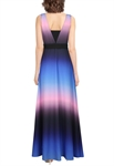 Print Maxi Dress