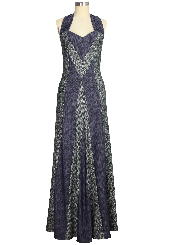 Gothic Maxi Dress