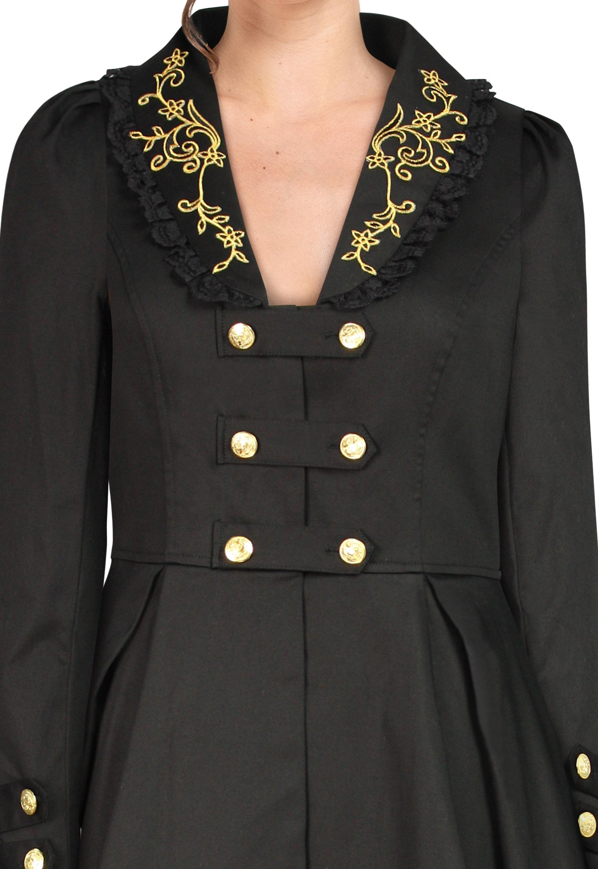Applique Lace Jacket