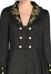 Collar Applique Jacket