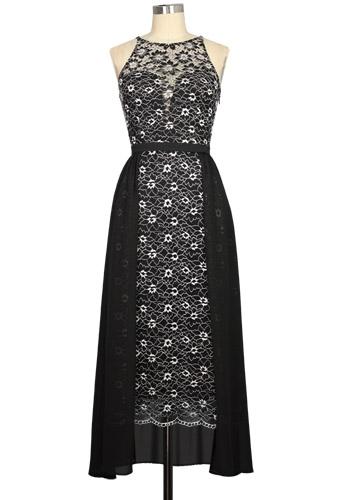 Lace Layered Dress