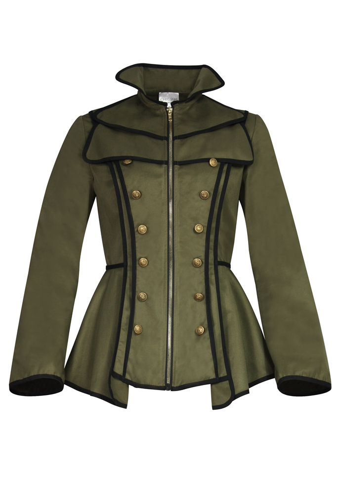 Spring Military Jacket