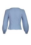 Long Sleeve Jacquard Shirt