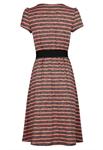 Stripes Jersey Dress