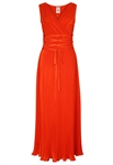 Pleated Corset Dress
