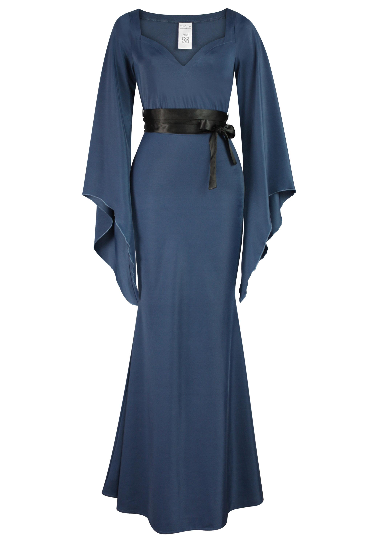 Maxi Gown Dress