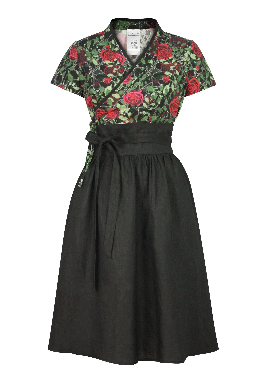 Linen Hanbok Dress Set
