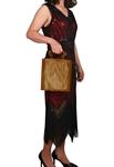 Bamboo Handbag Tote Bag